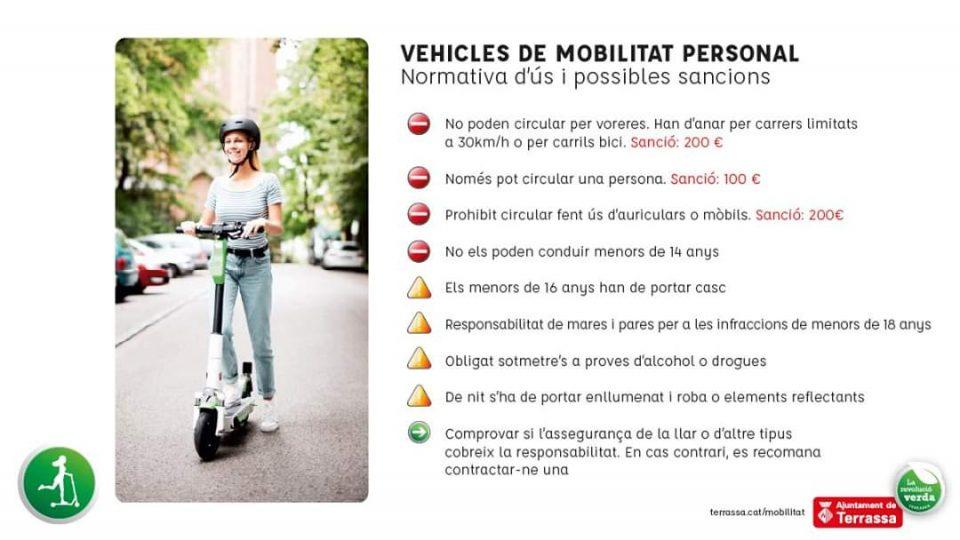 Vehicles de Mobilitat Personal
